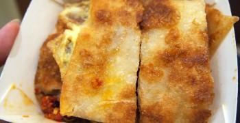 【東區美食】台北大安 BOX 巴克斯點心專賣店。手工現桿脆皮蛋餅
