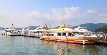 【南投旅遊】日月潭一日遊行程 跟著湛岸沙蓮遊湖去