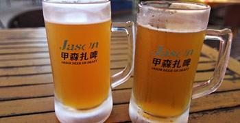 【三亞旅遊】大東海.甲森扎啤美食廣場|三亞最好喝的啤酒!