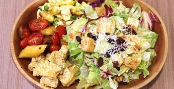 【台北美食】Banagreen香蕉.綠 吃了健康沒負擔的木盆沙拉 (已歇業)
