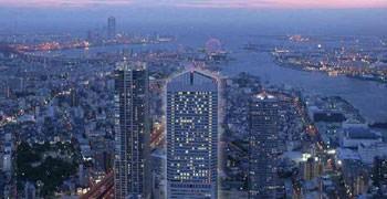 【大阪住宿】大阪海灣巨塔酒店|超高CP值!住在觀賞大阪夜景最美的地方