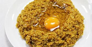 【大阪美食】自由軒|大阪名物 生蛋咖哩飯