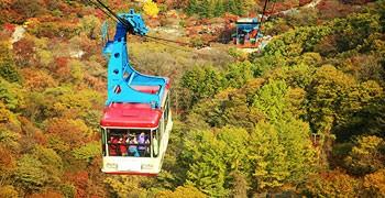 【韓國旅遊】內藏山。賞楓健行趣|韓國八大美景之一