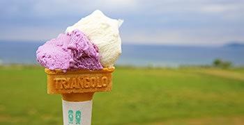 【石垣島美食】MiruMiru本舗|吃著島冰淇淋欣賞美麗海景