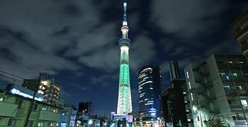 【東京旅遊】晴空塔拍攝地點推薦:西十間橋