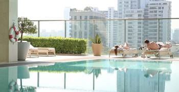 【曼谷住宿推薦】曼谷東方公寓 Oriental Residence Bangkok