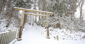 【大阪旅遊】金剛山|大阪唯一雪景