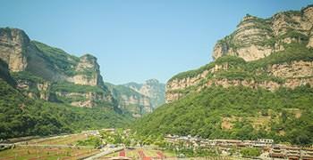 【中國河南旅遊】林州太行大峽谷:桃花谷&太行天路|我心中的太行山之最!