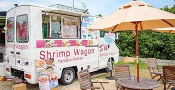 【沖繩美食】Shrimp Wagon 古宇利島的夏威夷蝦餐車