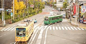 【懷舊東京旅】都電荒川線一日遊 (交通票券、攝影景點、早稻田大學)