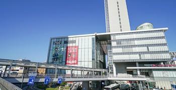【岡山飯店推薦】岡山ANA皇冠假日酒店|岡山車站旁,舒適的4星高樓層飯店