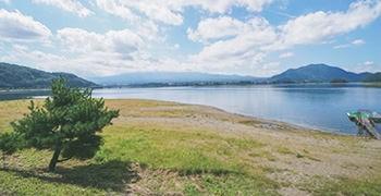 【關東旅遊】河口湖採葡萄、木之花美術館、忍野八海、御殿場OUTLET一日遊