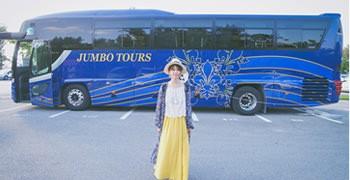 【沖繩旅遊】觀光巴士一日遊|美麗海水族館、古宇利島、海中展望塔、美國村