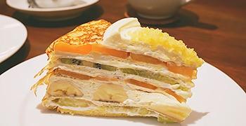 【東京美食】HARBS水果千層蛋糕|新宿LUMINE EST、澀谷Hikarie二訪食記
