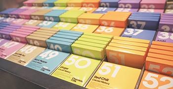 【東京美食】 銀座京橋 明治meiji 100% Chocolate Cafe|365天數字巧克力(已歇業)