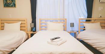 【大阪住宿推薦】Hotel Minn|十三車站平價公寓旅館