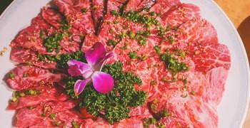 【東京美食】新宿柳苑炭火燒肉|韓味日式黑毛和牛燒肉店
