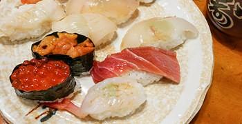 【札幌美食】金壽司|近百年昭和老舖