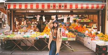 東京旅遊 文章目錄
