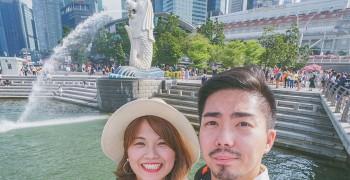 【新加坡攻略】第一次新加坡自助如何規劃?(景點、美食、交通、行程)