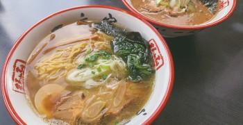 【函館美食】一文字 函館本店|極濃味系的ChaCha拉麵