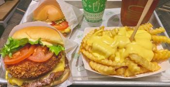 【東京美食】Shake Shack 新宿南口店|紐約最好吃的精品漢堡