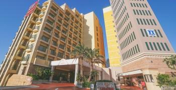【沖繩住宿推薦】Vessel Hotel Campana Okinawa|美國村泡湯海景飯店