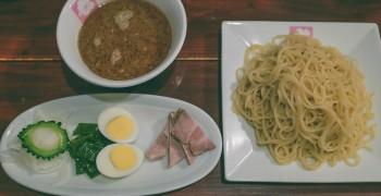 【沖繩美食】つけ麺SAKURA|藏身國際通巷弄的沾麵
