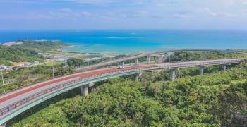 【沖繩南部景點】NIRAIKANAI橋觀景台|兜風看海最美的公路