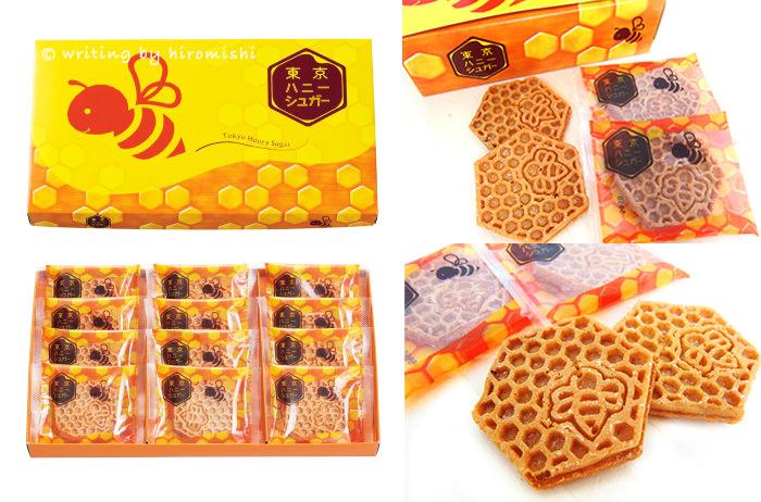 東京蜂蜜餅乾
