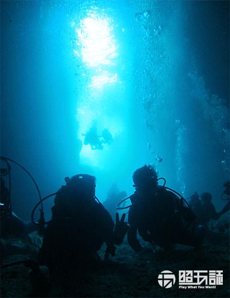 沖繩-青洞-推薦-行程-交通-潛水-浮潛-青の洞窟-藍洞-青之洞窟-日本-自駕-旅遊-旅行-租車-景點-OKK
