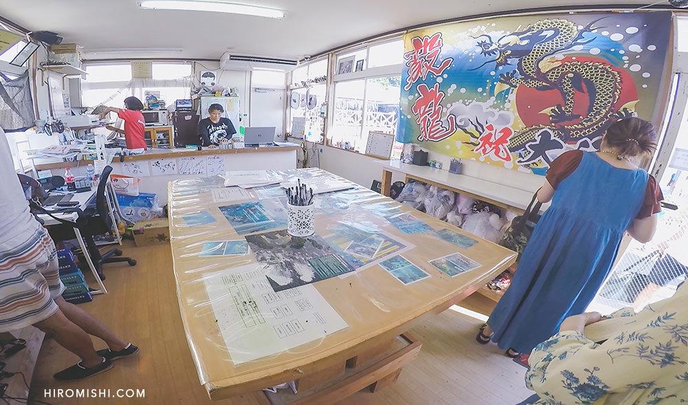 沖繩-青洞-藍洞-潛水-浮潛-推薦-店家-seven-ocean-club-klook-景點-自助-自駕-自由行-旅遊-旅行