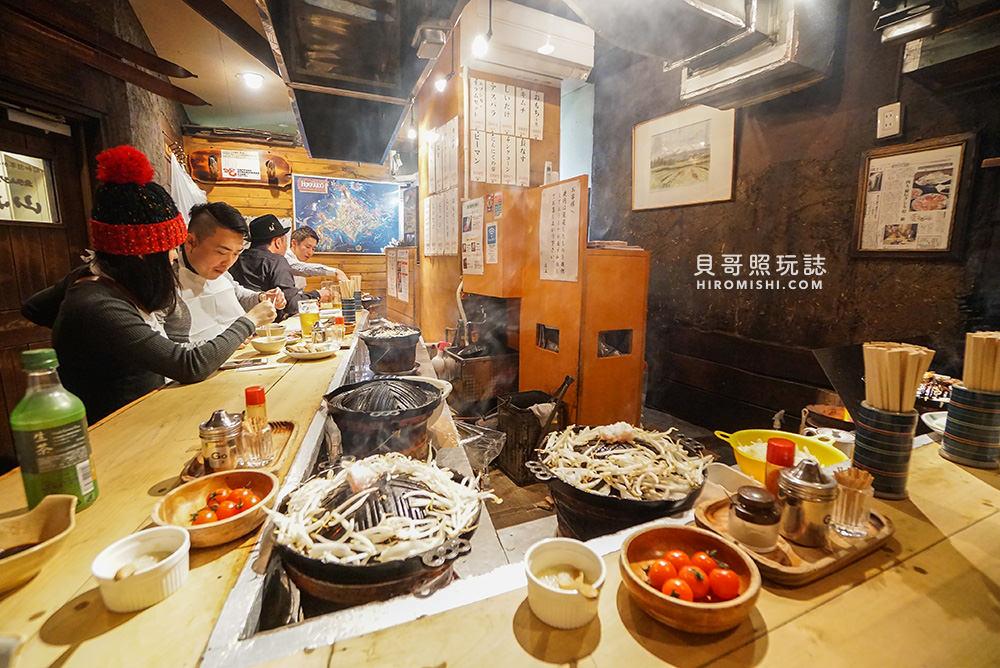 札幌-美食-山小屋-成吉思汗-烤羊肉-狸小路-餐廳-居酒屋-推薦-自助-自由行-北海道-薄野